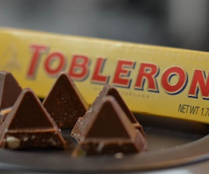 chocolate and toblerone image