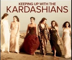 kim kardashian, khloe kardashian, and kendall jenner image