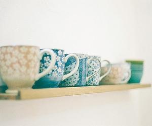 cup, vintage, and mug image