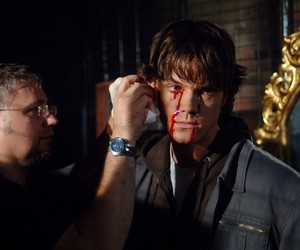 jared padalecki, spn, and supernatural image