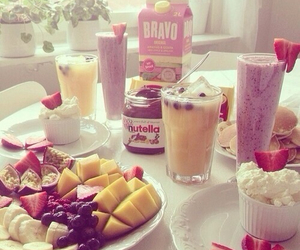 fruit, breakfast, and food image