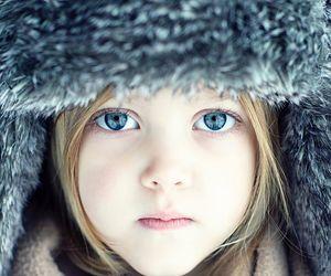 eyes, blue eyes, and baby image