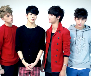 vixx, n, and hyuk image