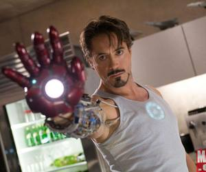 awesome, handsome, and tony stark image