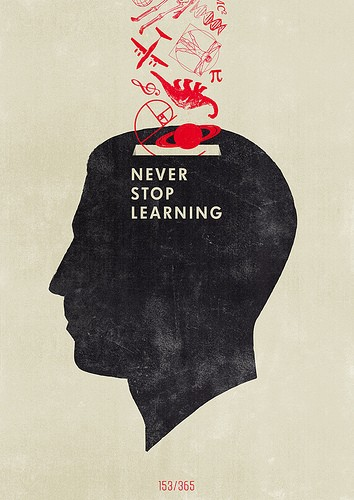 learn and always learning image