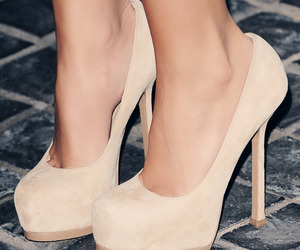 heels, shoes, and highheels image