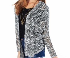cardigan, fashion, and festival wear image