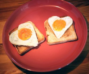breakfast and love image