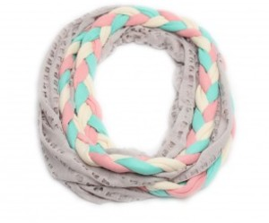 accessories, scarf, and infinity scarf image