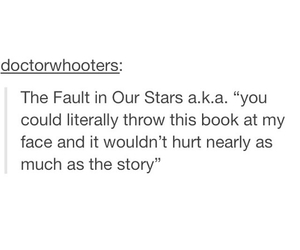 quotes and tfios image