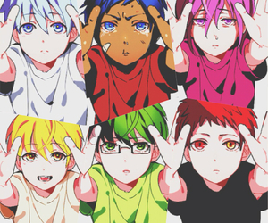 kuroko no basket and anime image
