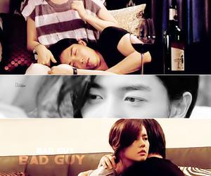 bad guy, Korean Drama, and kdrama image