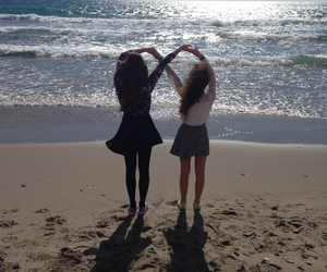 infinity, loveyou, and bestfriends image