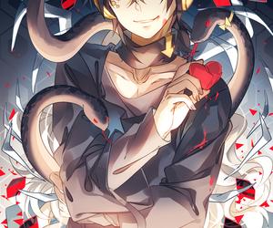 anime boy, kagerou project, and kokonose haruka image