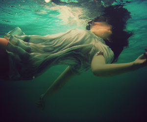 girl and water image