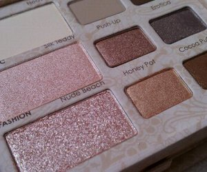 eyeshadow, too faced, and make up image