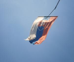 flag, fly, and slovakia image