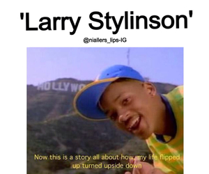 gay, larry stylinson, and one direction image