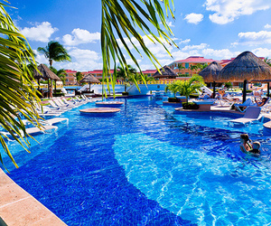 exotic, tropical, and pool image