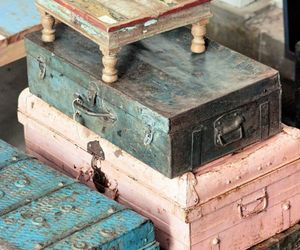 collect, pink, and rustic image