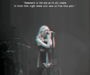 Lyrics, the pretty reckless, and music image