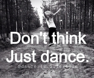 dancing everywhere and dance its my life image