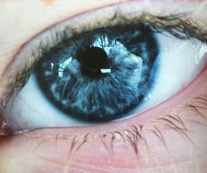 blue, freckles, and blue eyes image