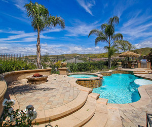 pool, photography, and house image