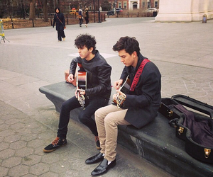 brothers, nat wolff, and alex wolff image
