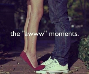 awww, couples, and moments image