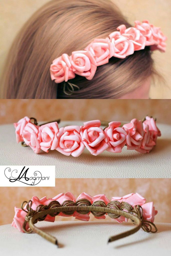 hairband, handmade, and maqmani image
