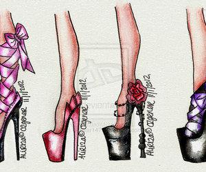 heels