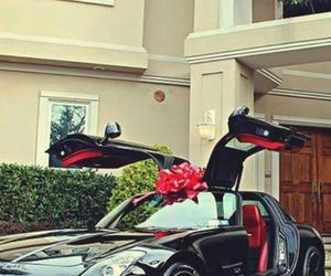 beautiful, car, and gift image