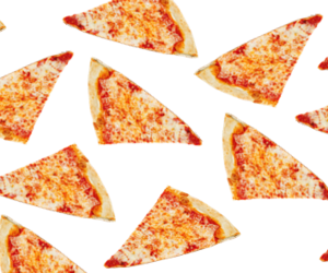 pizza, header, and love image