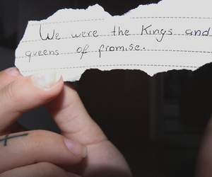 30 seconds to mars, music, and kings and queens image
