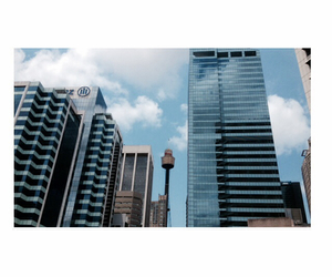 buildings, city, and Sydney image