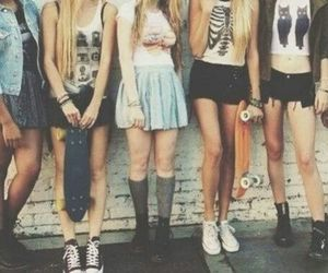 grunge, hipsters, and vintage image
