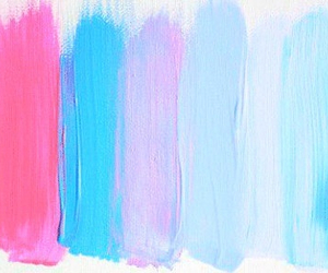 blue, color, and pink image