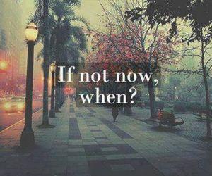 si no es ahora cuando? image