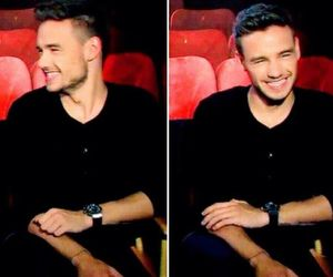 liam payne, smile, and one direction image