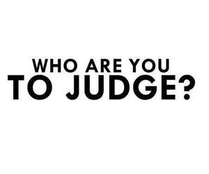 judge, quotes, and text image