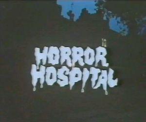 grunge, horror, and hospital image