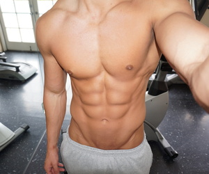 abs, sixpack, and vline image