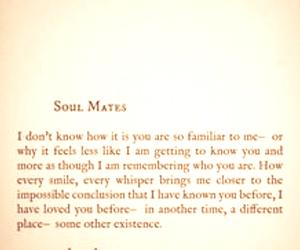 soulmates poems love image