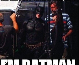 batman, funny, and catwoman image