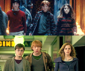 harry potter, movies, and older image