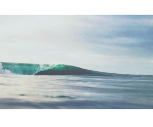 ocean, beach, and beautiful image