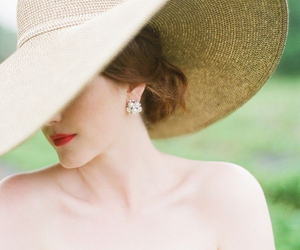 hat, fashion, and photography image