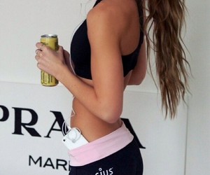 fit, tan, and nike image