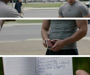 captain america, to do list, and chris evans image